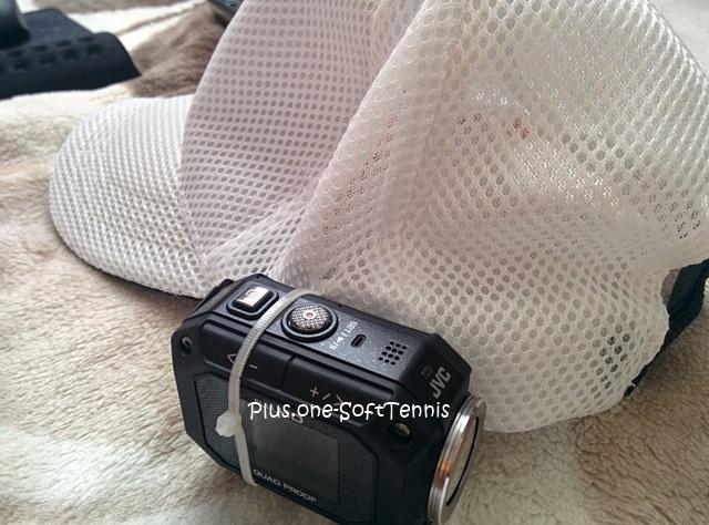 ソフトテニス動画 新企画「目線カメラ」