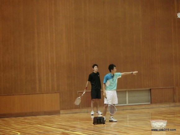2013.08.24 one315練習会・スペシャル
