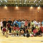 ソフトテニス練習会スペシャル 2013.08.24
