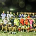 ソフトテニス練習会スペシャル エナミ塾Vol.5