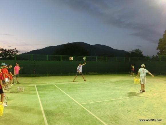 ソフトテニス練習会・エナミ塾6