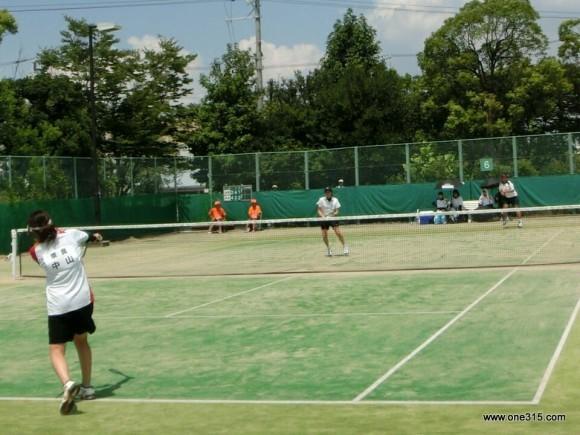 ソフトテニス国体2015・近畿ブロック予選