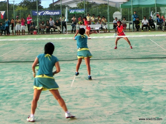 ワタキューカップ2015国際ソフトテニス大会