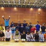 ソフトテニス練習会スペシャル 2013.10.19