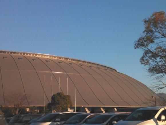 滋賀県ジュニアソフトテニス選手権2012 長浜ドーム