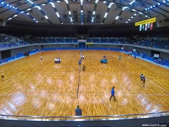 中学ソフトテニス都道府県対抗2015