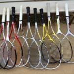 YONEXソフトテニスラケット試打会&練習会開催します!!