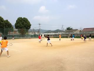 八日市高校ソフトテニス部