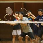 ソフトテニス個別練習会 2015.10.17