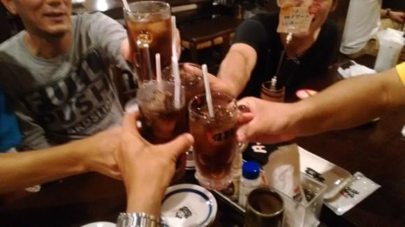 第八回ソフトテニス練習会エナミ塾スペシャル