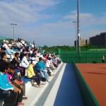 全日本ソフトテニス選手権天皇皇后杯2015・滋賀 リハーサル