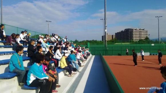 全日本ソフトテニス選手権天皇皇后杯2015滋賀 リハーサル