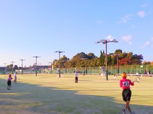 滋賀県小学生ソフトテニス秋季大会2015