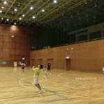 ソフトテニス練習会 2015.08.25