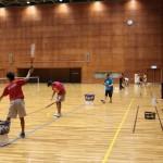 ソフトテニス練習会 火曜日 2015.10.27