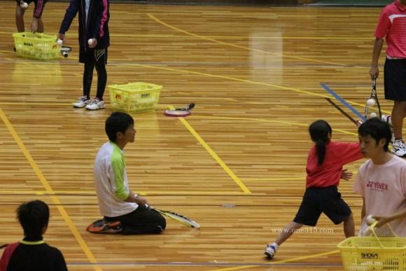 ソフトテニス練習会スペシャル エナミ塾vol.09