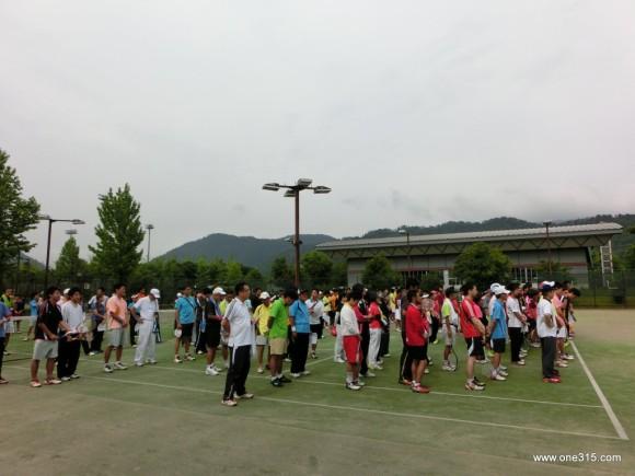 滋賀県夏季ソフトテニス大会2015