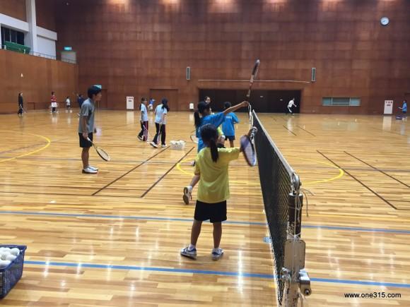 ソフトテニス練習会 火曜日 2015.11.17