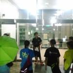 ソフトテニス練習会 2015.07.28