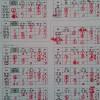 滋賀県野洲市ソフトテニス大会・秋の個人戦2015