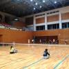 ソフトテニス練習会 2015.12.12 土曜日