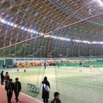 中学ソフトテニス 近畿インドア2015