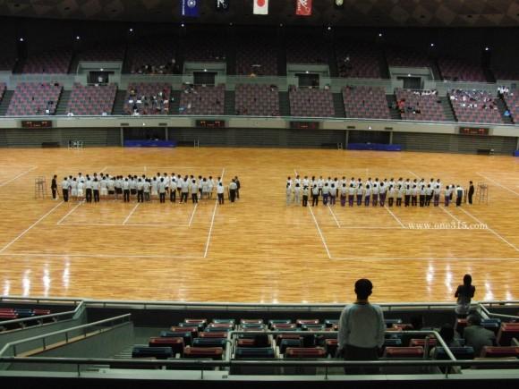 大学ソフトテニス 全日本学生東西対抗戦2010