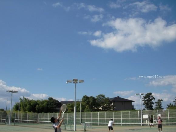 他チームの練習に参加。2008/10/31