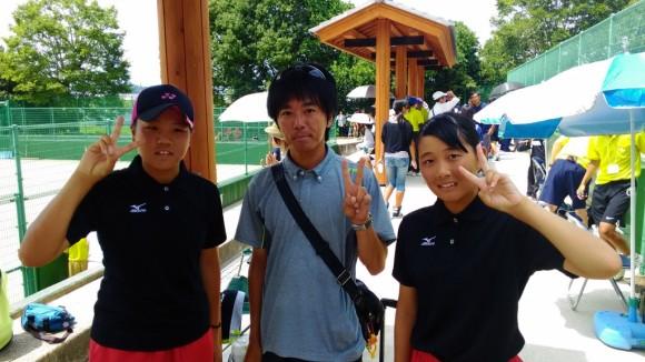 中学ソフトテニス近畿夏季2015