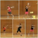 ソフトテニス練習会 2015.06.30