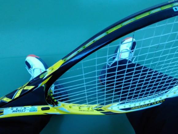 道具 ガット ソフトテニス