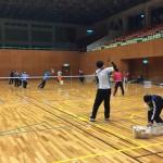 ソフトテニス練習会 火曜日 2016/01/19