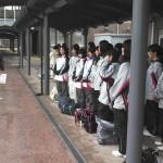 中学ソフトテニス 滋賀県3Bブロック若鮎杯2013