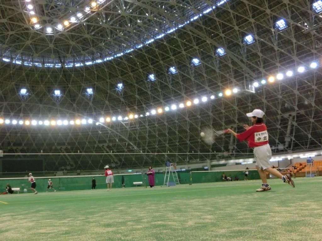 中学ソフトテニス 滋賀県ジュニア選抜大会2013[結果] 長浜ドーム