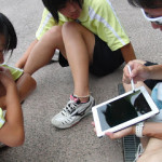 中学ソフトテニス 滋賀県3Bブロック予選2012
