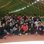 虎姫高校男子ソフトテニス部の練習にお邪魔してきました。