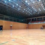 ソフトテニス 個別練習会 2016/02/01