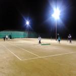 ソフトテニス練習会 金曜日 2016/02/19