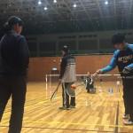 ソフトテニス練習会 土曜日 夜 2016/02/20