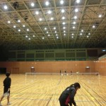 ソフトテニス練習会 土曜日 2016/03/05