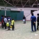 出張ソフトテニス練習会@長浜ドーム 2016.03.19