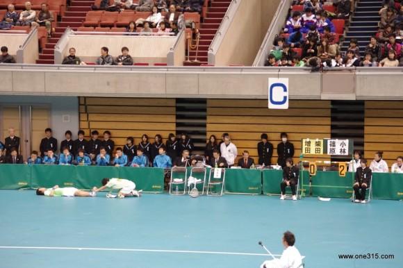 全日本ソフトテニス社会人学生対抗戦2012[結果・動画]