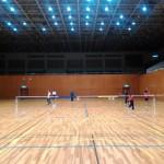 ソフトテニス練習会 火曜日 2016/03/01