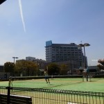 滋賀県守山市・守山ふれあい公園テニスコート