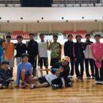 間庭塾ソフトテニス講習会@滋賀県守山市