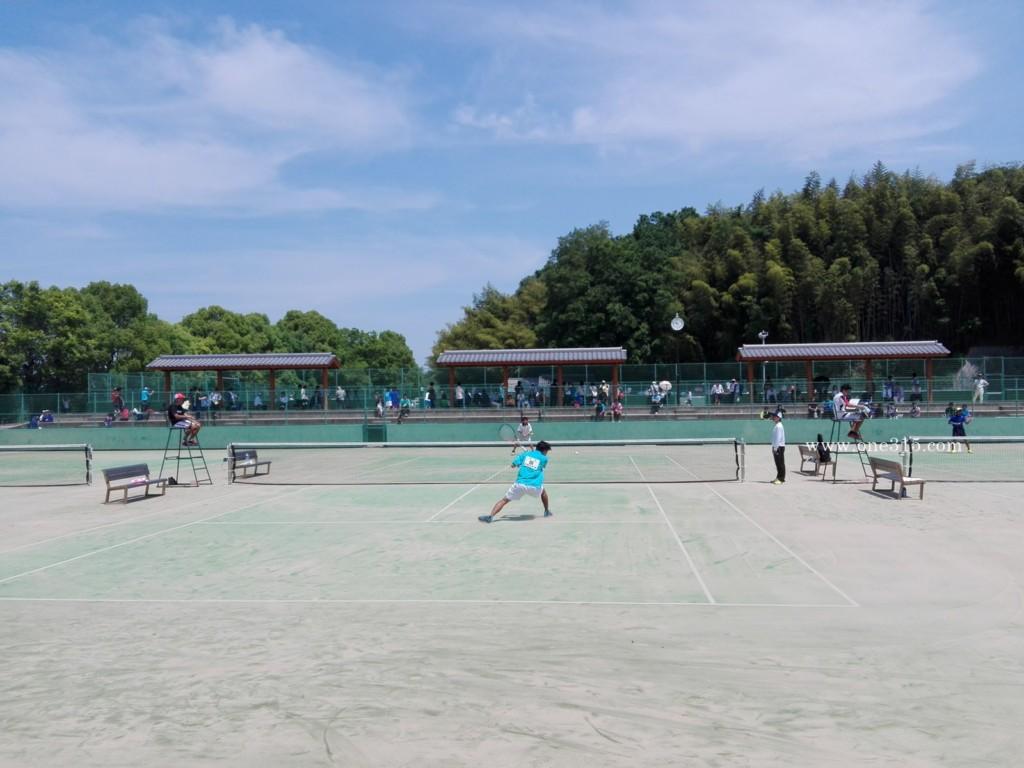 奈良県高市郡 明日香庭球場・テニスコート