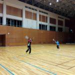 ソフトテニス練習会 2016/04/30 土曜日