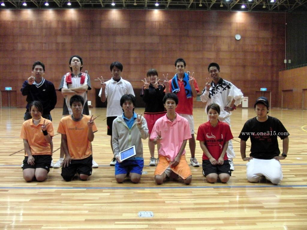 ソフトテニスプチ大会 滋賀県近江八幡市