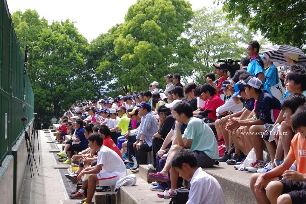 全日本シングルスソフトテニス2016奈良県明日香