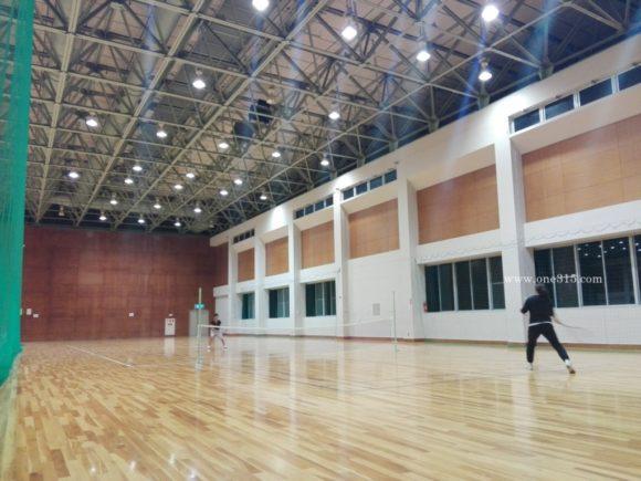 滋賀県近江八幡市 フレッシュテニス スポンジテニス
